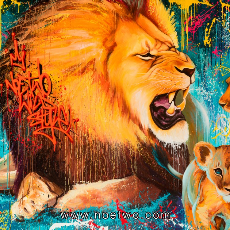 "LIONS ""Father and sons"""